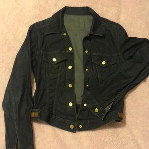 GUCCI Dark Denim Jacket 🧿